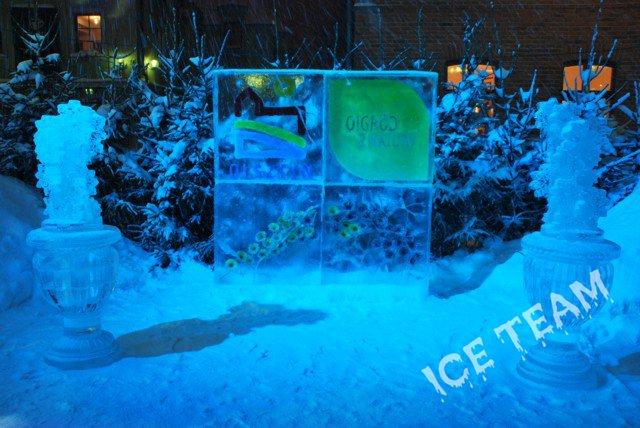 Ogrod Lodowy Olsztyn Ice Team