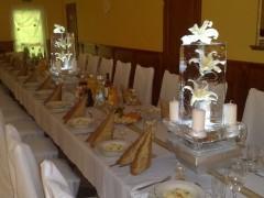 dekoracje na stoly