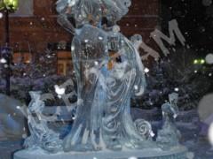 fontanna - kobieta